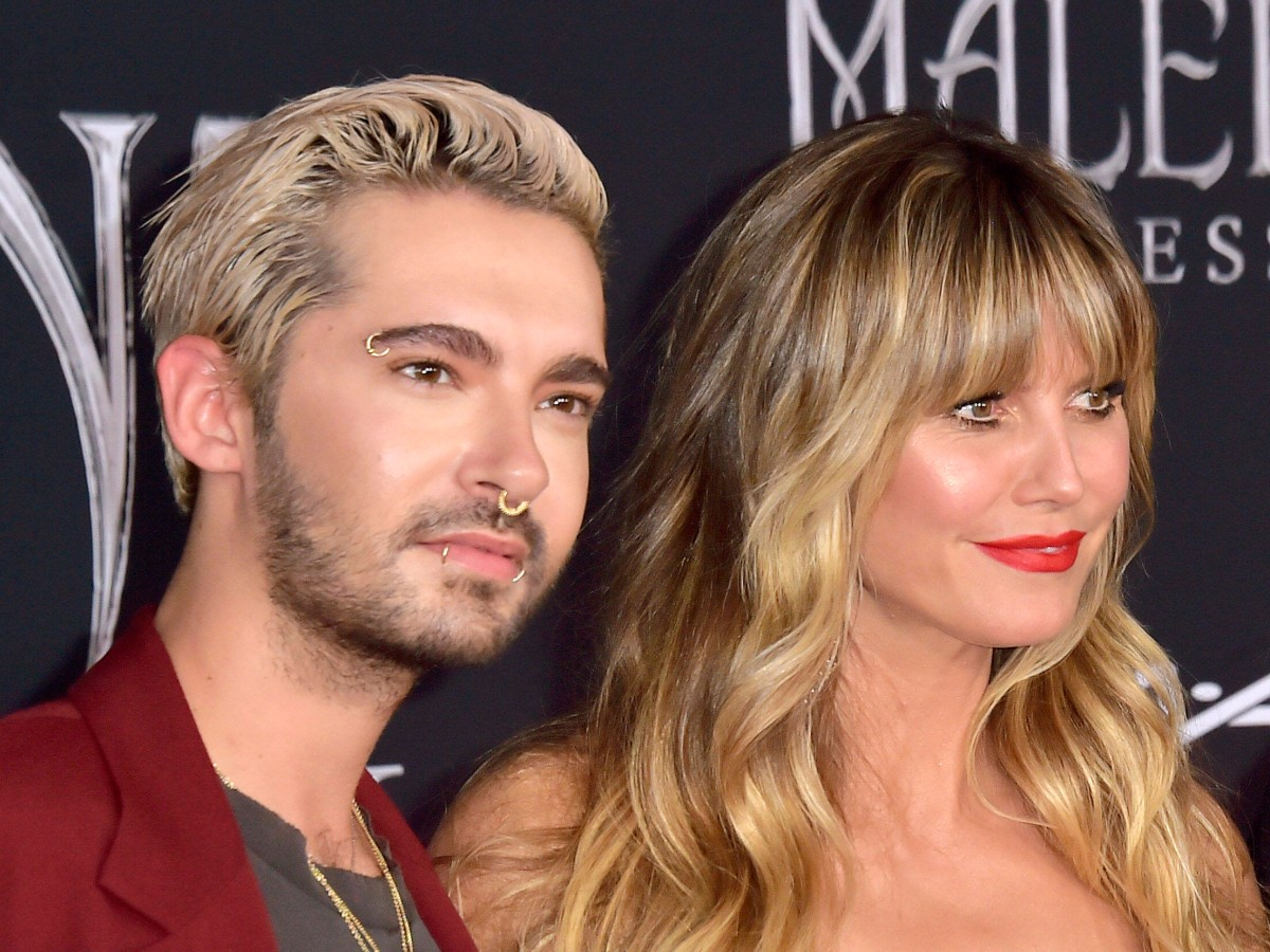 Kaulitz und klum nackt heidi bill Heidi Klum