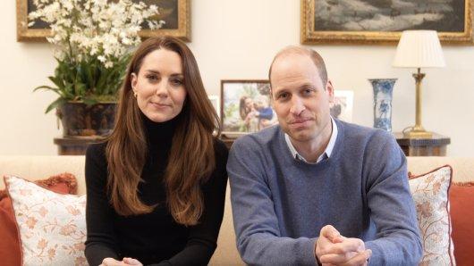 Kate Middleton und Prinz William überraschen mit DIESER Geste.
