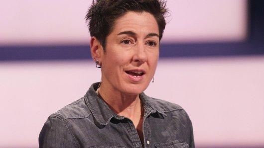 ZDF-Moderatorin Dunja Hayali.