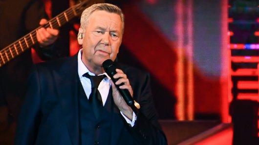 Roland Kaiser darf endlich wieder Konzerte spielen.