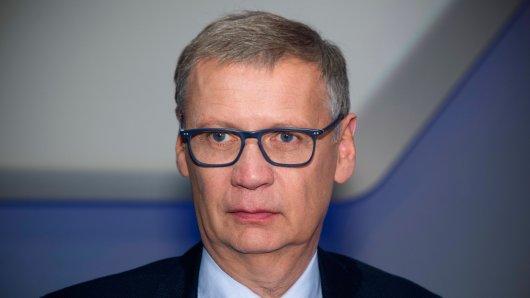 """Günther Jauch ist der Moderator der RTL-Show """"Wer wird Millionär""""."""