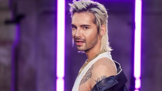 """""""Tokio Hotel""""-Frontmann Bill Kaulitz spricht ganz offen darüber, was er wirklich gerne mal im TV machen würde."""