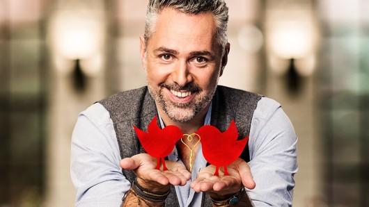 """Roland Trettl hilft Singles in der Vox-Show """"First Dates"""" bei der Suche nach der ganz großen Liebe."""
