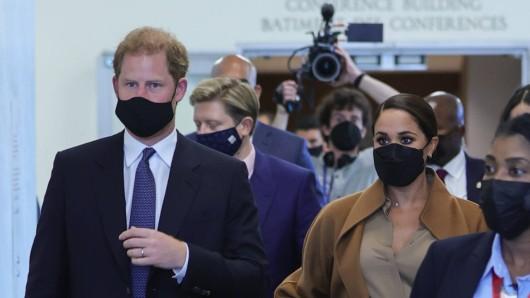Meghan Markle und Prinz Harry gewähren der Öffentlichkeit exklusive Einblicke in ihren Alltag.