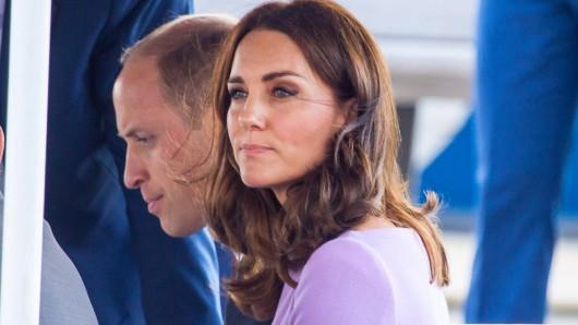 Diese Baby-News dürften Kate Middleton Sorgen bereiten.