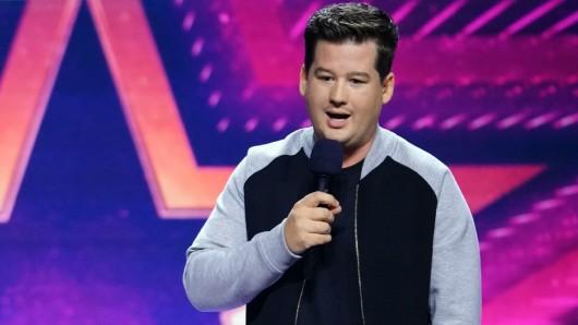 """""""Supertalent""""-Moderator Chris Tall spricht offen über seine Zwänge."""