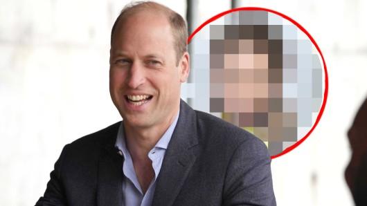 Prinz William ist mit einem echten Hollywood-Star zur Schule gegangen.