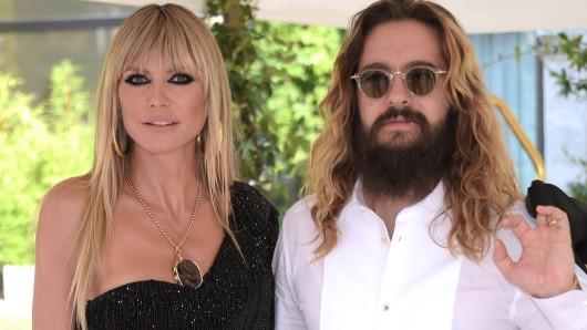 Heidi Klum macht ihrem Mann Tom Kaulitz ein eindeutiges Versprechen.