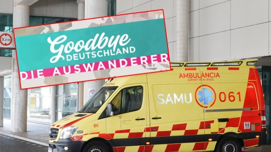 """""""Goodbye Deutschland""""-Fans in Sorge: Ein beliebter Vox-Star musste in die Notaufnahme."""