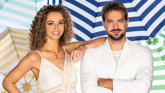 """Samira und Yasin sind Kandidaten bei """"Das Sommerhaus der Stars""""."""