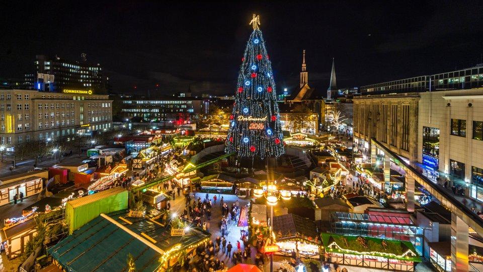 Weihnachtsmarkt Dortmund Bis Wann.Bei Dieser Frau Rief Dortmunder Weihnachtsmarkt Hass Hervor Region