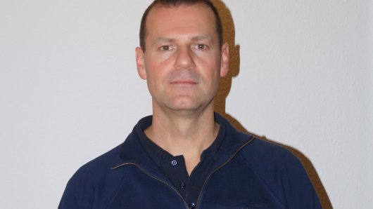 Patrick Hubberten (42) wurde zum Telefon-Lebensretter.