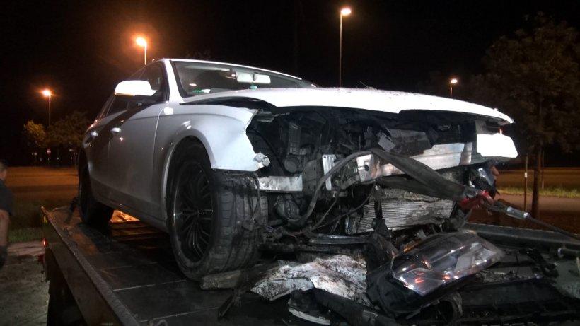 verfolgungsjagd mit geklautem audi crash auf ikea parkplatz in deusen hubschrauber jagt. Black Bedroom Furniture Sets. Home Design Ideas