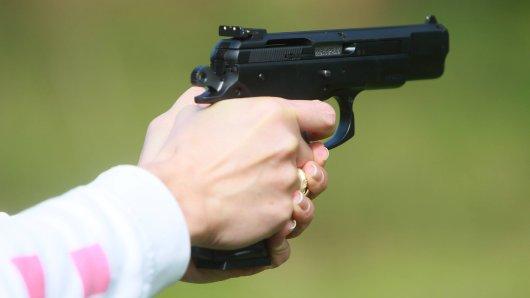 Die Polizei musste in Velbert zur Waffe greifen.