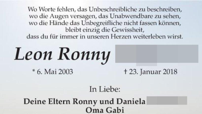 Leon Ronny Hoffmann