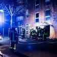 Bei einem Brand wurden 29 Menschen verletzt.