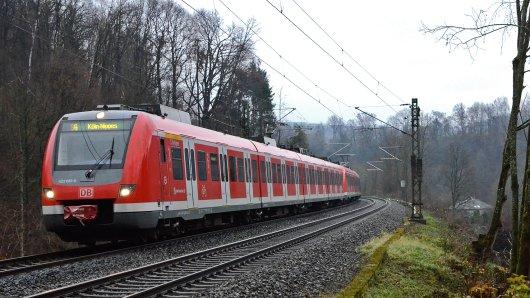 Die S-Bahn-Linie S11 erfasste den Junge (5).
