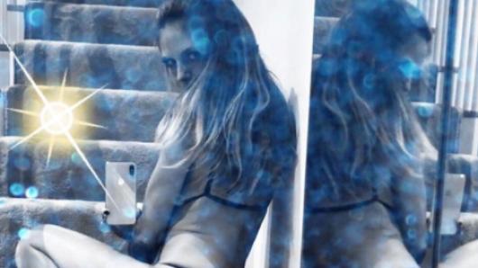 Heidi Klum postet ein Nacktbild auf Instagram.