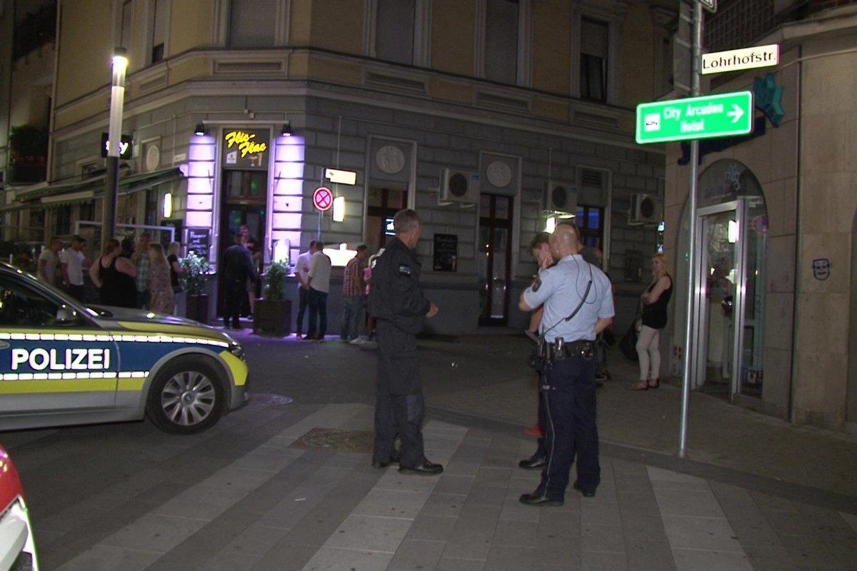 polizeieinsatz recklinghausen