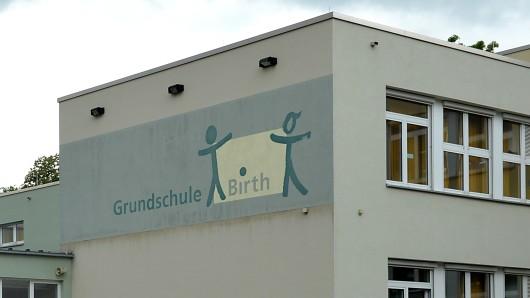 Die Grundschule Birth in Velbert musste jetzt schließen.