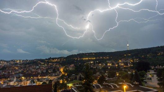 Das Wetter in Essen und anderen Ruhrgebietsstädten wird am Dienstag ganz schön ungemütlich.