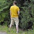 Wildpinkler auf dem Weg zum Parookaville könnte bei der Anreise eine schmerzhafte Erfahrungen machen.