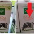 Dieselbe Verpackung, doch ein kleiner entscheidender Unterschied, der für Kinder schwerwiegende Folgen haben kann.