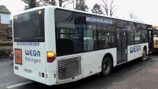 Am Montag gab es erneut einen Feuerwehreinsatz wegen einer Kohlenmonoxid-Vergiftung in einem Bus.