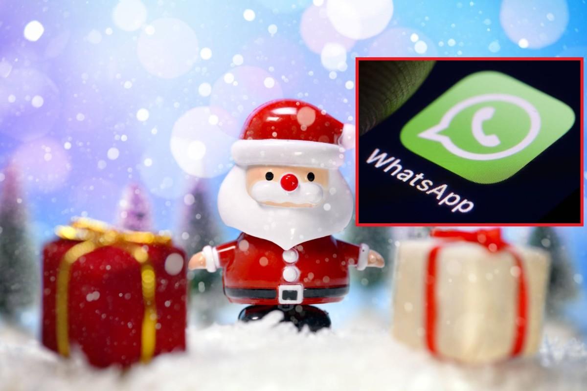 Frohe Weihnachten Wünsche Whatsapp.Whatsapp Die Besten Weihnachtsgrüße Im Messenger Region