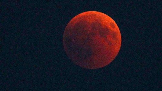 Mondfinsternis 2019: So stehen die Chancen den Blutmond im Januar zu sehen.