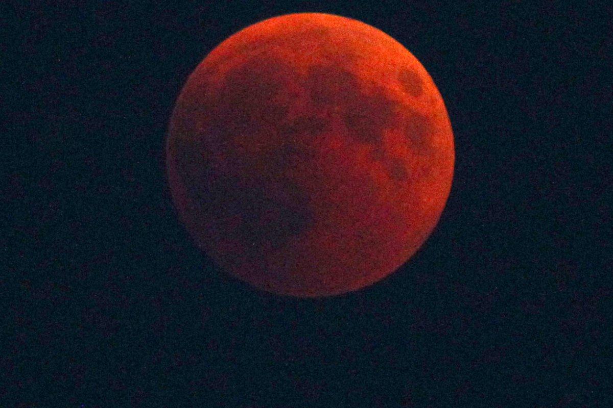 Mondfinsternis Heute Mars