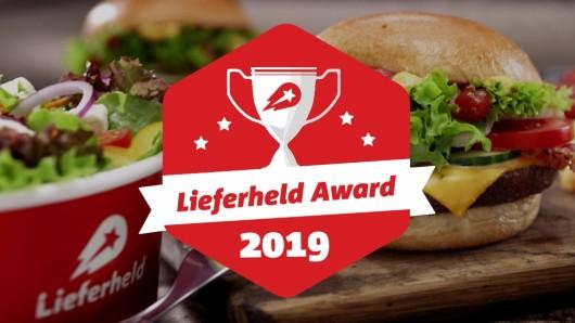 Die Bestellplattform Lieferheld hat mehrere Restaurants aus dem Ruhrgebiet zu den besten in Deutschland gekürt.