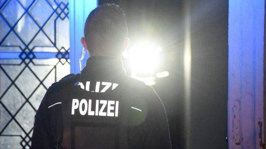 Als die Polizei den Ruhestörer stellte, begrüßte er sie mit einer Axt. (Symbolbild)