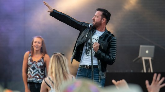 Am Samstag, dem 7. September wird Michael Wendler mit vielen weiteren Schlagerstars in Hamm auftreten.