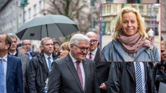 """Sylvia Brennemann sagt über den Besuch von Frank-Walter Steinmeier: """"Geändert hat sich nichts!"""""""