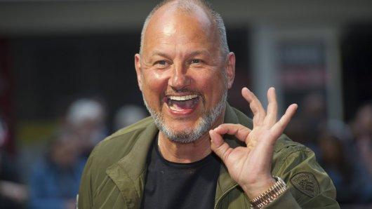 Der TV-Koch Frank Rosin überrascht seine Fans mit einem überraschendem Ostergruß.