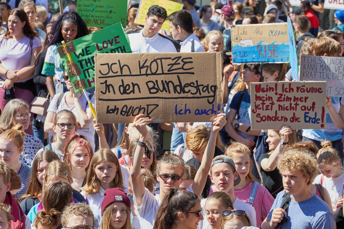 Fridays For Future: Schule aus dem Ruhrgebiet geht als erste im Land nun drastischen Schritt