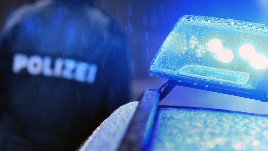 In Bielefeld gab es einen Auffahrunfall - die Polizei ist überrascht.