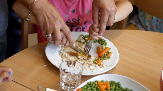 Kita: In Leipzig wird in zwei Einrichtungen Schweinefleisch vom Speiseplan gestrichen.