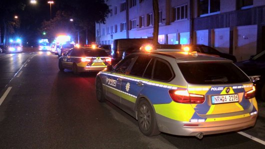 Ein Beziehungsstreit in Düsseldorf endete mit einem SEK-Einsatz.