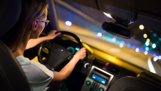 Zwei Frauen bekamen einen Riesenschreck, als sie auf der Autobahn eine Spinne im Fahrzeug entdeckten. (Symbolbild)