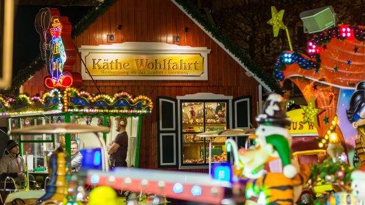 Kunsthandwerk auf Weihnachtsmärkten in NRW ist häufig gar nicht aus Deutschland - selbst wenn es als solchen beworben wird.