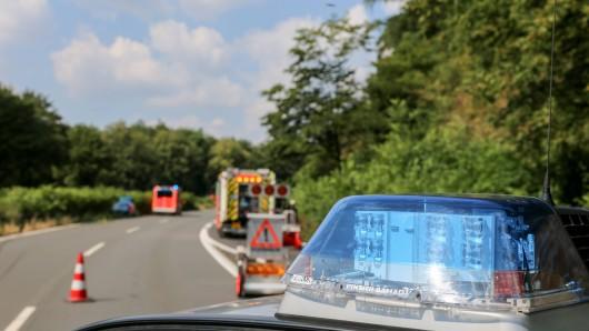 In NRW kam es auf der A3 zu einem schweren Verkehrsunfall. (Symbolbild)