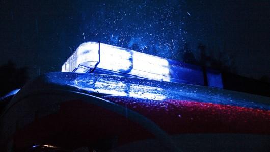 Die Polizei musste selbst mächtig Gas geben, um den Erfurter zu stoppen. (Symbolfoto)