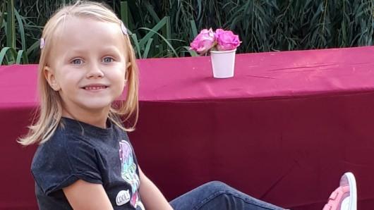 Wer hat die kleine Lenina gesehen? Das Mädchen wird seit Donnerstagnachmittag (16. Januar) vermisst.