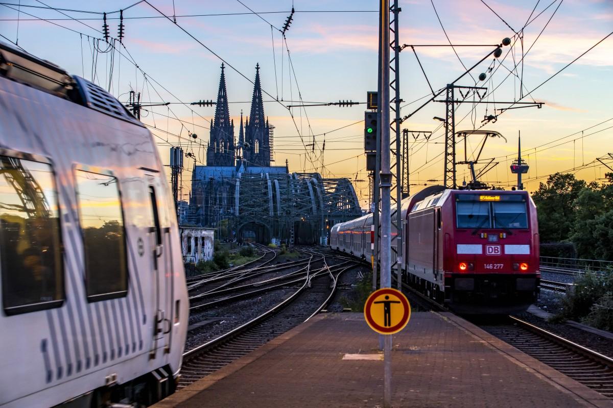 Köln Bombe Gefunden Massive Auswirkungen Auf Gesamten