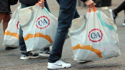 C&A macht mehrere Filialen in NRW dicht! (Symbolbild)
