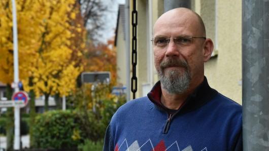 Thomas Wehner (51) aus NRW landete als alleinerziehender Vater im Burnout.