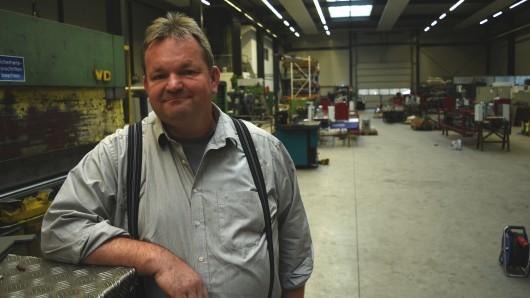 Ulrich Benke leitet einen Handwerksbetrieb in NRW.