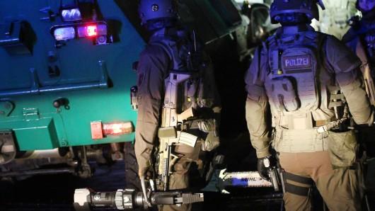 In NRW gab es Durchsuchungen gegen eine rechtsterroristische Vereinigung.